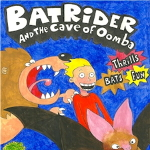 Anthony Barton - Bat Rider and the Cave of Oomba
