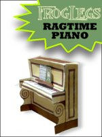 Player Piano for the Frog Legs Ragtime album